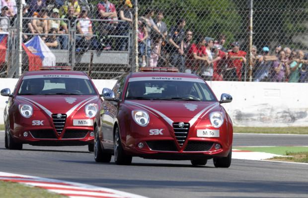 Alfa Romeo weitet Engagement im Motorrad-Rennsport aus