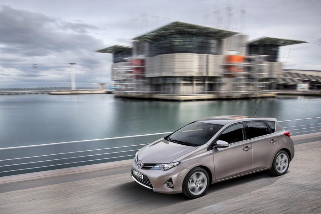 Alltags-Adonis mit kleinen Schwächen: der neue Toyota Auris