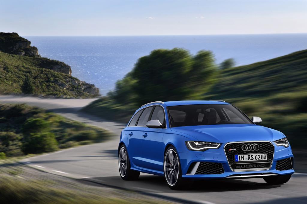 Audi RS6 Avant - Weniger bringt mehr