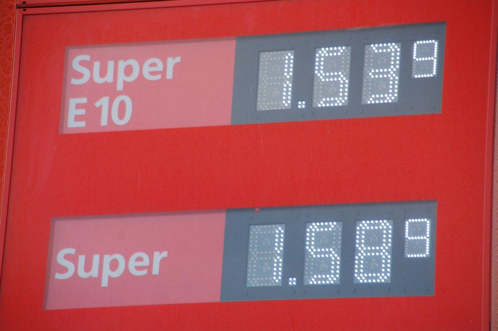 Aus E10 wird E20: Ab 2014 mehr Alkohol im Benzin
