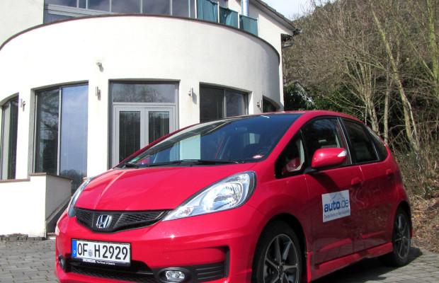Auto im Alltag: Honda Jazz