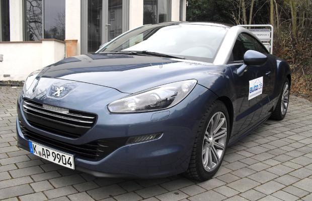 Auto im Alltag: Peugeot RCZ