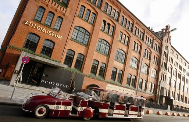 Automuseum Prototyp feiert fünfjähriges Bestehen