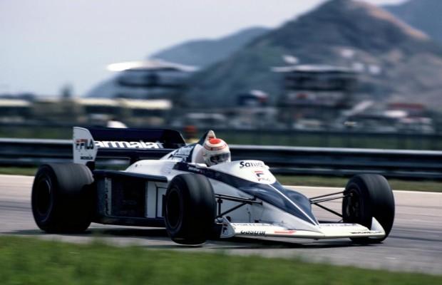 BMW-Formel-1-Sieg vor 30 Jahren - BT 52 lebt!