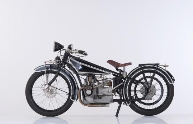 BMW Motorrad feiert 90. Geburtstag