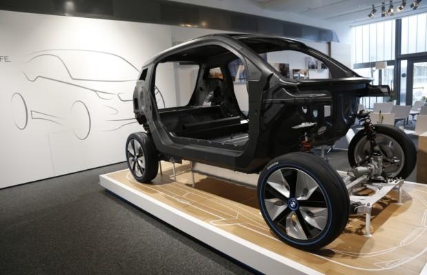 BMW i3: Großserienproduktion des Elektroautos startet im Herbst
