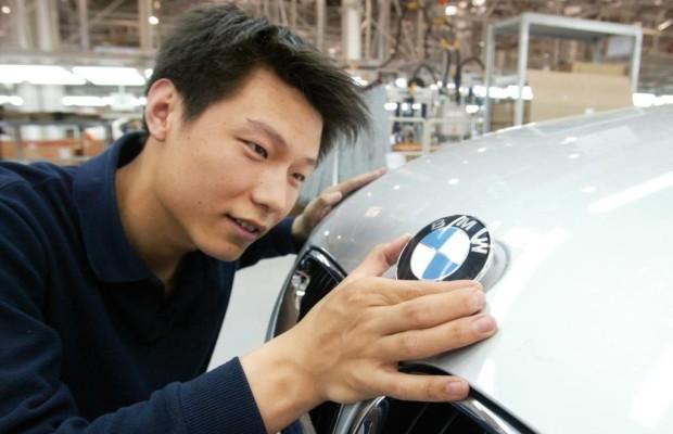 BMW mit neuer Tochtermarke für China