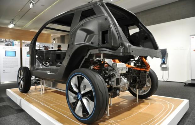 BMW revolutioniert Fahrzeugbau: Feintuning an BMW i3-Produktion läuft auf Hochtouren