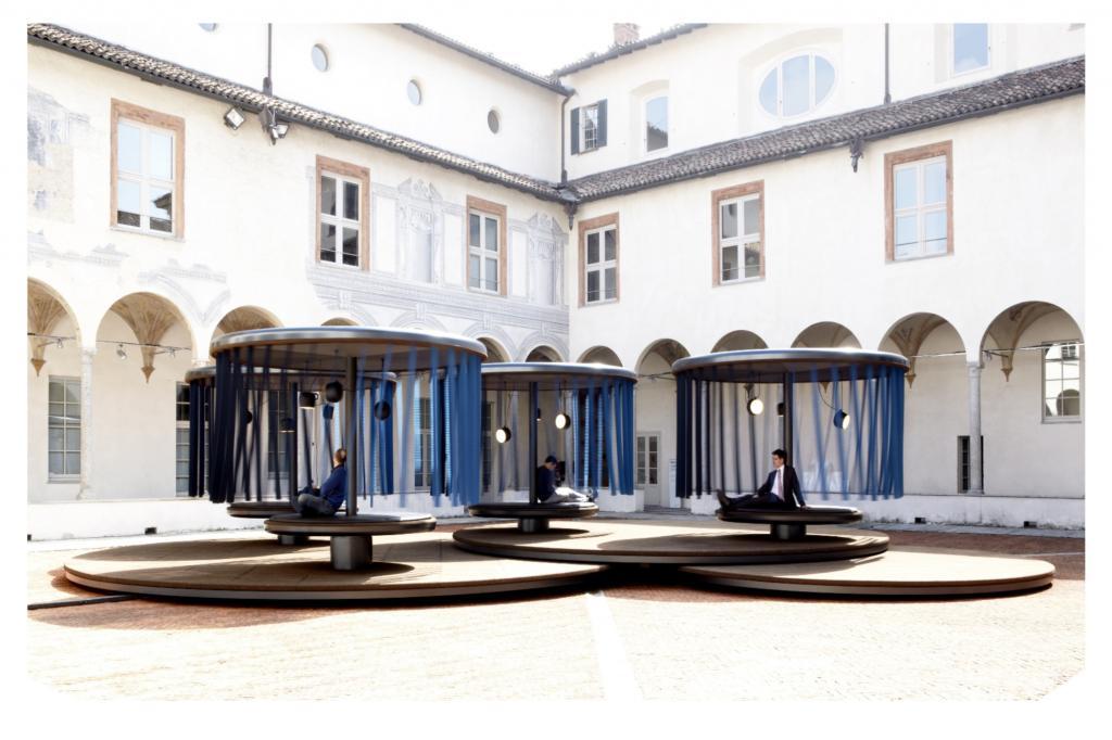 Beim alljährlichen Salone del Mobile in der italienischen Modemetropole gibt sich die internationale Designszene ein Stelldichei