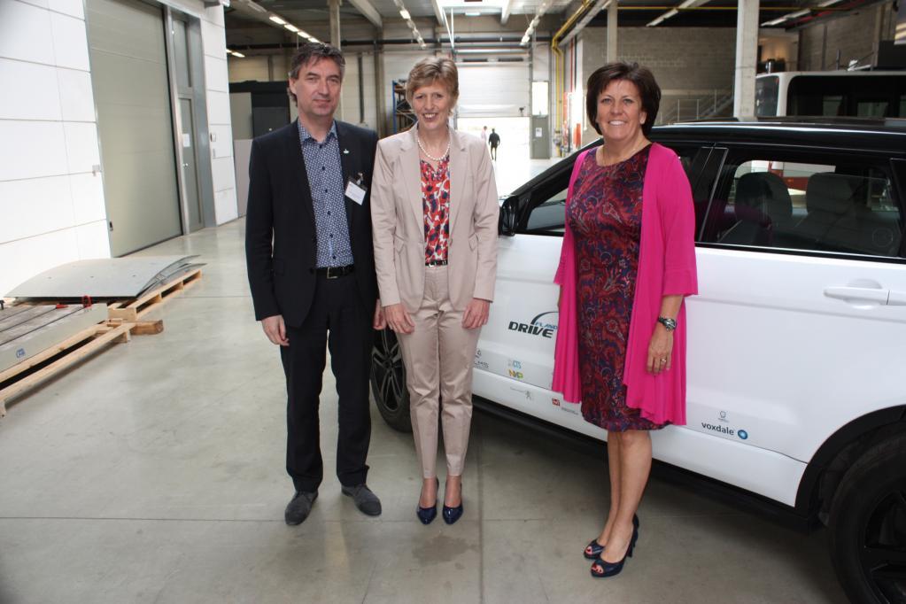 Belgischer E-Off-Roader ist gestartet