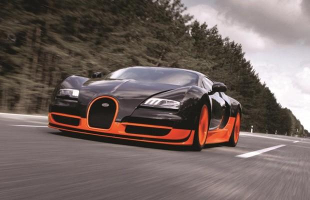 Bugatti Veyron 16.4 Super Sport - Und er ist es doch