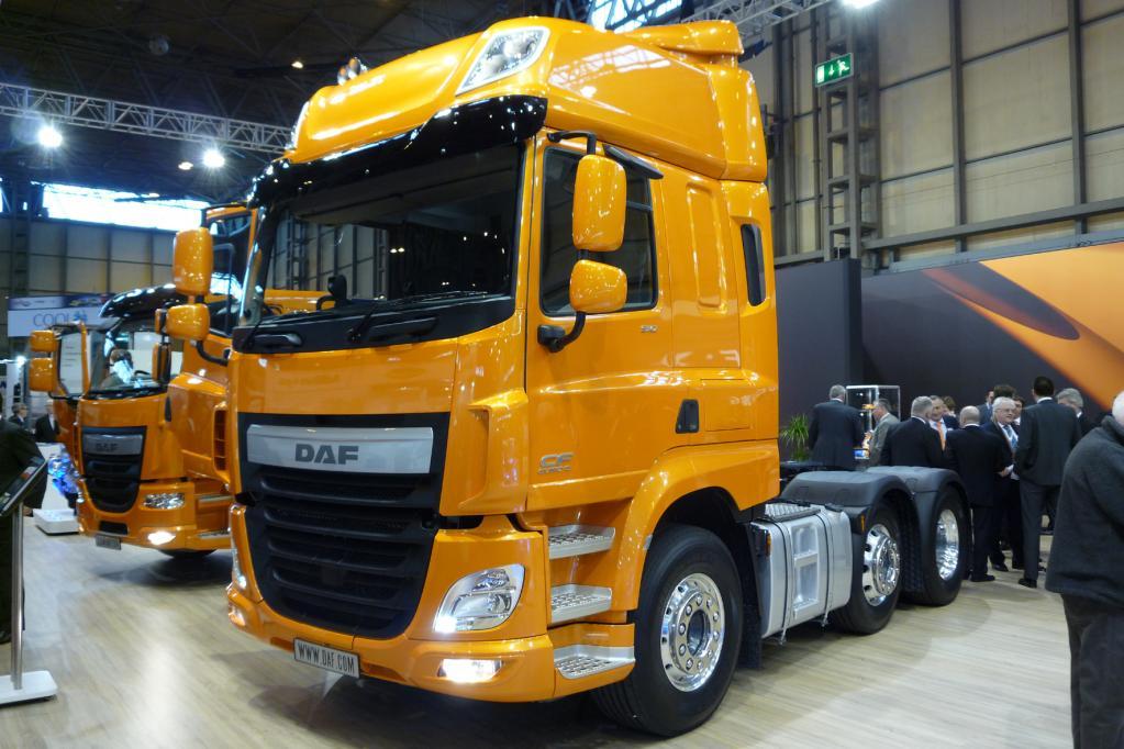 DAF-Trucks: Alles neu mit Euro 6
