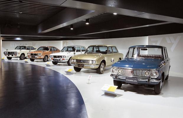 Das Mazda-Museum über Google besuchen