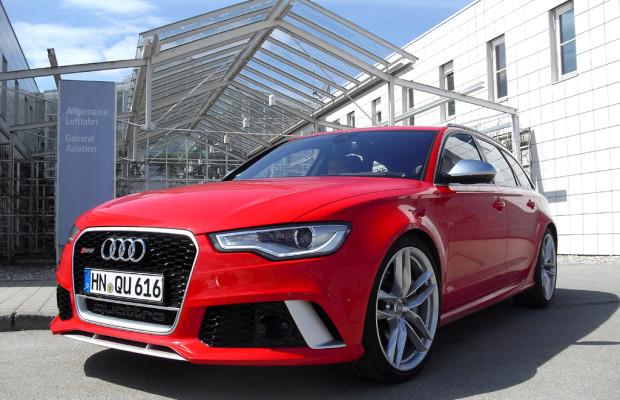 Der Sportwagen-Kombi: Audi liefert RS6-Avant-Neuauflage ab Sommer aus