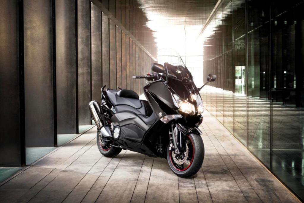 Der Yamaha T-Max 530 ABS ist vor allem in Südeuropa ein Verkaufsschlager