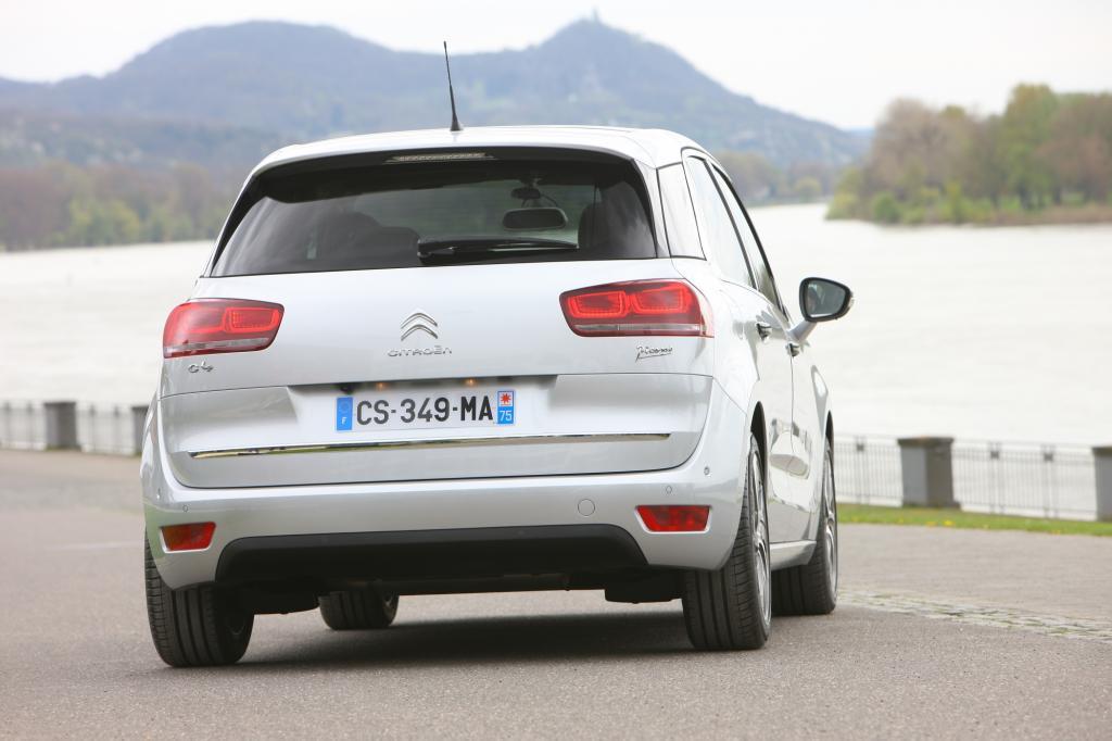 Die Gewichtsreduktion beim dritten Citroen-Kompaktvan von bis zu 140 Kilogramm hilft kräftig mit, den Kraftstoffkonsum im Zaum z