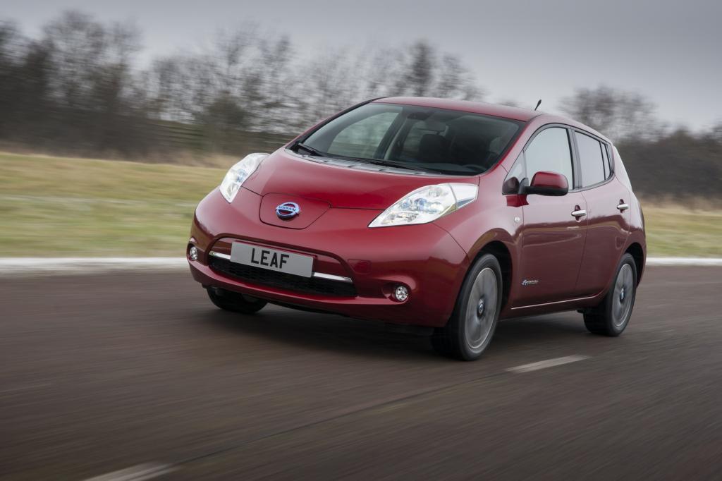 Die Spannung bleibt: der Nissan Leaf