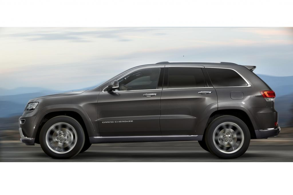Die amerikanische Fiat-Tochter Jeep hat den Grand Cherokee kräftig überarbeitet
