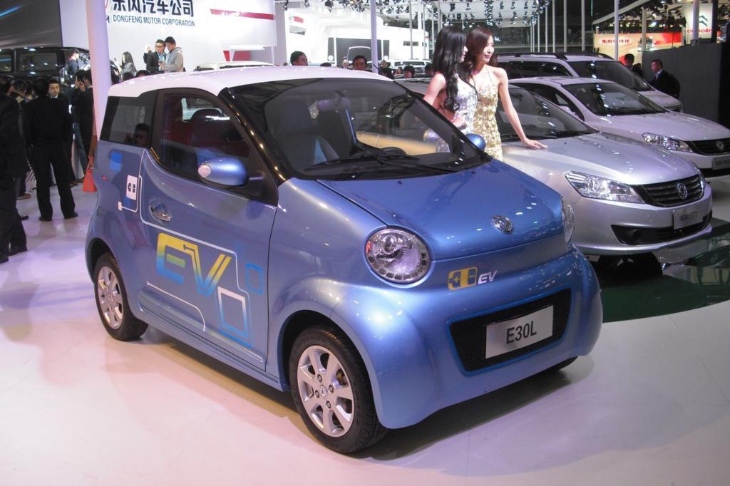 Die automobile Minimallösung E30L von Dongfeng