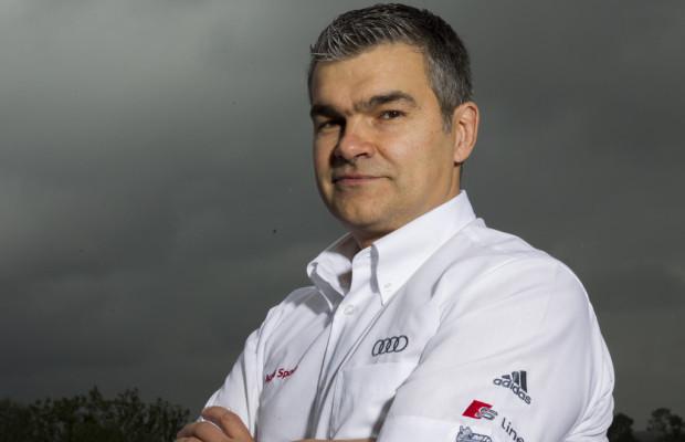 Dieter Gass DTM-Leiter bei Audi
