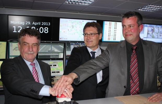 Einheitliche Verkehrszentrale für NRW nimmt Betrieb auf