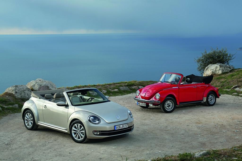 Einsteiger-Cabrio des Sommers ist jedoch trotzdem der offene VW Beetle zu Preisen ab 21.350 Euro.