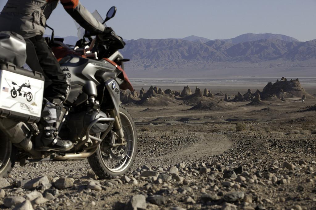 Entdeckungsreise mit BMW R 1200 GS geht zu Ende