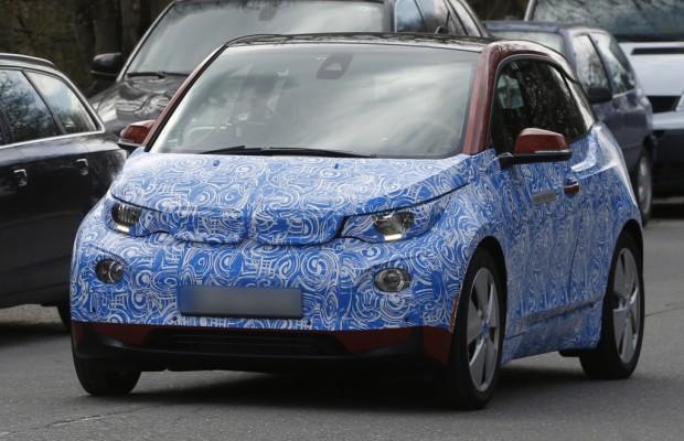 Erwischt: Erlkönig BMW i3 - Elektroboogie