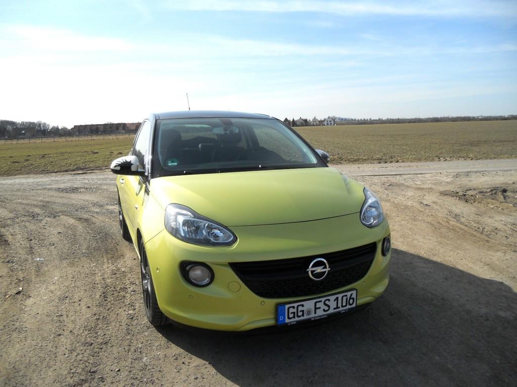 Fahrbericht Opel Adam: Kleiner Individualist