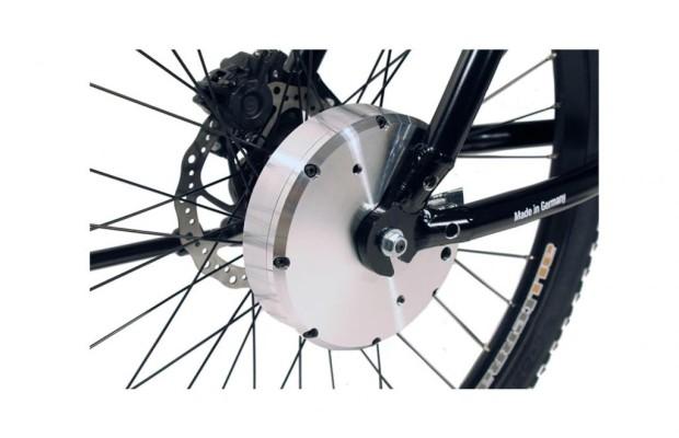 Fahrrad ohne Kette entwickelt