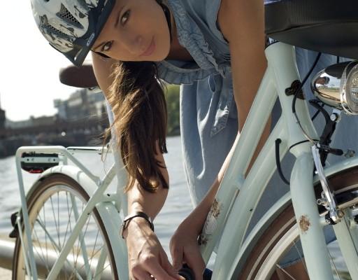 Fahrraddieben das Leben schwer machen