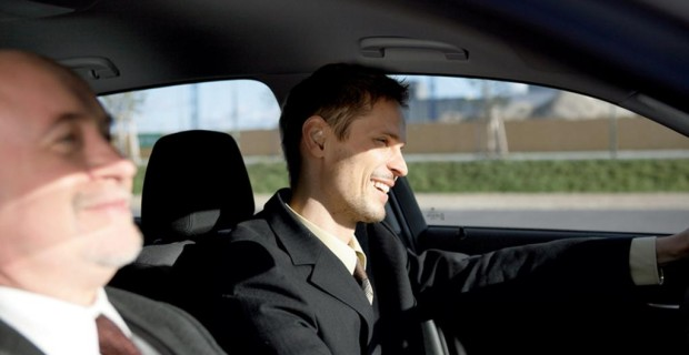 Fahrt zur Arbeit: Fahrgemeinschaften sind Umwege erlaubt