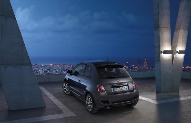 Fiat 500 kommt mit Ausstattungsvariante 500S