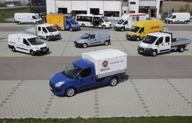 Fiat Professional: Handwerk auf Rädern
