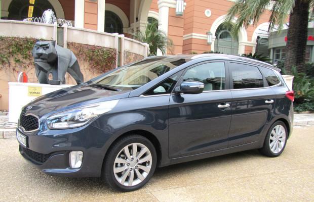 Flotter Kompaktvan: Kia kündigt neuen Carens für Anfang Mai an