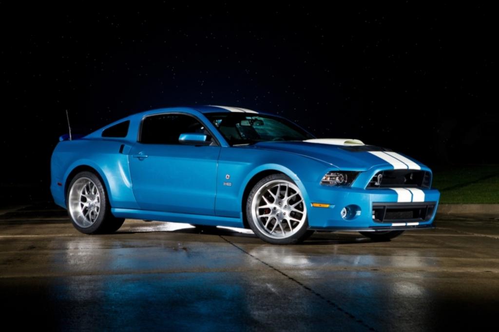 Ford Mustang Shelby Gt500 Ganz Bestimmt Kein Ponyreiten Magazin