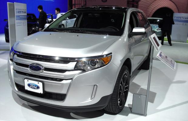 Ford-Offensive geht weiter: Elektro- Focus, EcoSport, neue Nutzfahrzeuge