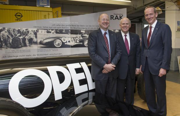 GM investiert vier Milliarden Euro bei Opel