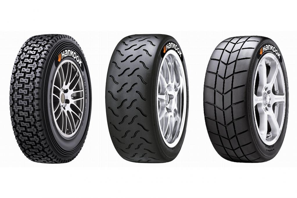 Hankook liefert Reifen für Rallye-Nachwuchs