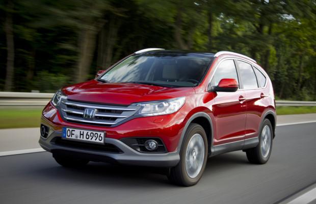 Honda mit Verkaufsplus gegen den Trend