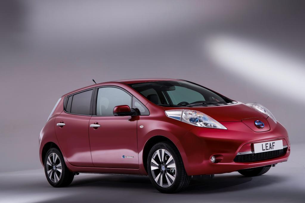 Im Strom der Zukunft: Der neue Nissan Leaf