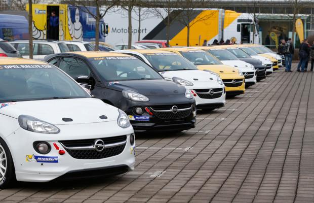 In vier Tagen fällt die erste Startflagge beim ADAC Opel Rallye Cup