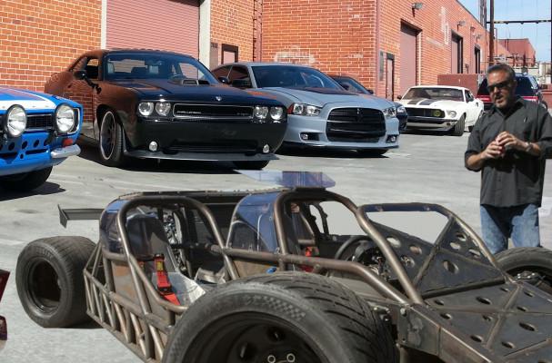 Interview mit Hollywoods Auto-Papst Dennis McCarthy (Teil2): Die Autos aus Fast & Furious 6