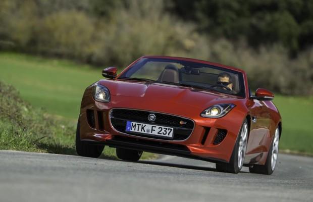 Jaguar F-Type - Ein echtes Steuer-Paradies