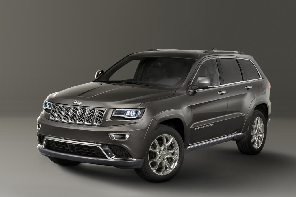Jeep Grand Cherokee reloaded