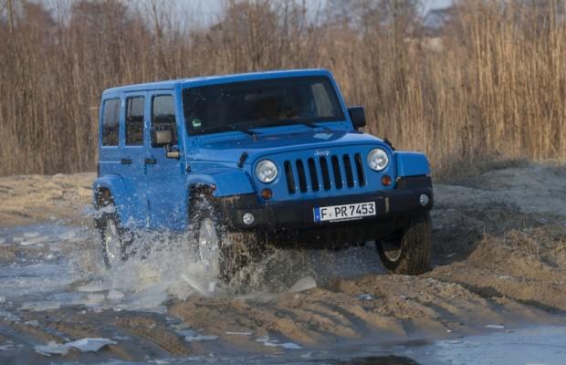 Jeep wächst in Deutschland entgegen dem Trend