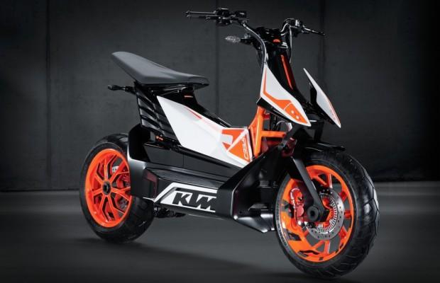 KTM unter Strom: Der E-Speed kommt 2015