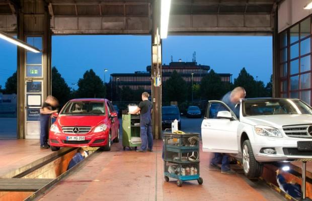 Kein Werkstattbesuch wegen Beulen am Auto