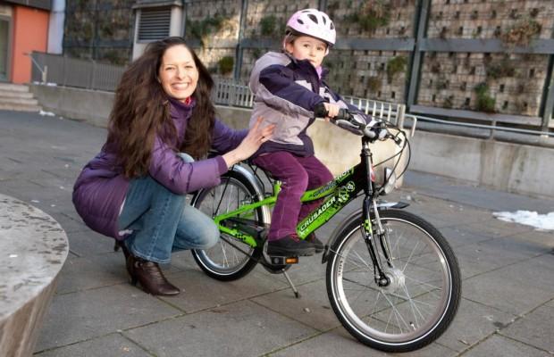 Kinder und Fahrrad - Auf die Vorbereitung kommt es an