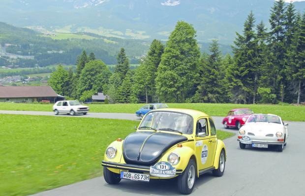 Kitzbüheler Alpenrallye startet im Juni